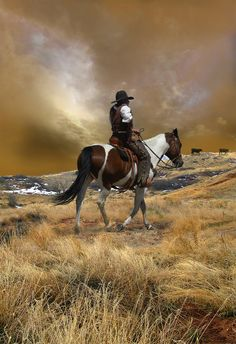 on the trail. 2349 by peter holme iii on on the trail. 2349 by peter holme iii on Western Photo, Western Style, Westerns, Real Cowboys, Into The West, Cowgirl And Horse, Western Riding, West Art, Ranch Life