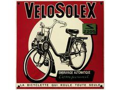 cyclomoteur   1950 1970 | était en quelque sorte la 2CV des cyclomoteurs.