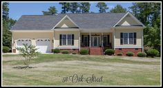 Highly demanded complete Ranch! Home is located on nearly 1 ac & just outside of town, mins to dining & shopping. Convenient to Raleigh, Ft Bragg, or Sanford. An open family plan feat a grand foyer, frml dining & living rm w/ gas log FP. A split flr plan offers privacy to the mstr suite including access to screen porch. Stunning sunsets from the covered front porch or enjoy a night under the stars from the screen porch. Fenced backyard, custom cabinetry in garage & addt'l parking pad. *HOT…