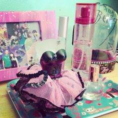 girlie stuff | Girly stuff in my office | Flickr - Photo Sharing!