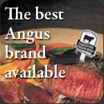 Certified Angus Beef is the only way to go when it comes to Steak. Medium-Rare, please.