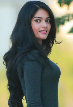 Vaibhavi Shandilya is an Indian film actress who has appeared in Marathi and Tamil language films. Beautiful Girl Indian, Most Beautiful Indian Actress, Beautiful Girl Image, Beautiful Actresses, Beauty Full Girl, Beauty Women, Indian Actress Hot Pics, Most Beautiful Faces, Long Black Hair