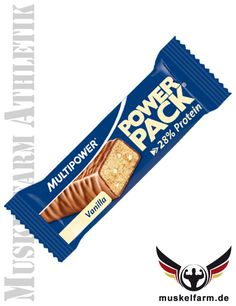 Multipower Power Pack #Energieriegel #Snack #Protein #Sport #Fitness