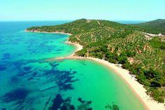 Banana Beach, Skiathos, wonderful Greece