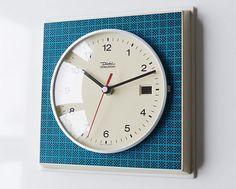 Diehl Wall Clock - Germany