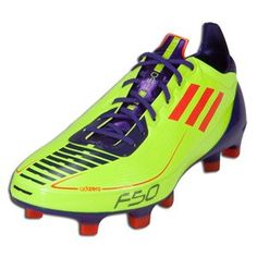 1a5f6c98de7 Adidas Men s F50 Adizero Trx Fg Soccer Cleats Green purple red