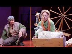 Review: 'The Second Shepherds' Play' at The Folger Theatre - DCMetroTheaterArts