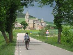 The Camino ... covering some 780km over 35 days to walk the pilgrimage from St Jean Pied de Port to Santiago de Compostela