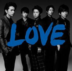 2013年10月23日 LOVE 通常盤