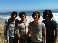 Allstar Weekend at the beach