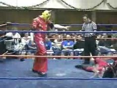 Why wrestling is dangerous #IamChikara