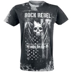 Winged Skull by Rock Rebel by EMP
