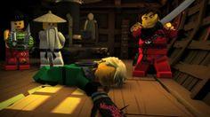 LEGO Ninjago: Epizoda 19 - V nesprávný čas na nesprávném místě