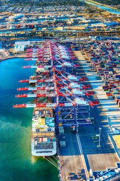 View top-quality stock photos of Port Of Long Beach Aerial. Find premium, high-resolution stock photography at Getty Images. Still Image, Long Beach, Lode, Royalty Free Images, Image Search, City Photo, Transportation, Container, Respirator Mask