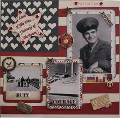 Patriotism - Scrapbook.com