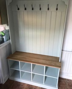 Home decor Boot Room Bench with Shoe Sections Wide – Ely Farmhouse Furniture Teach Your Children Boot Room, Farmhouse Furniture, Home, Utility Room Designs, Porch Interior, Living Room Accessories, Room Storage Diy, Utility Rooms, Hallway Furniture