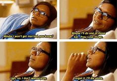 mindy totally gets it.