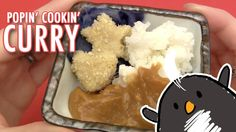 Do you like curry?  Pengulin does!  This DIY candy kit from Japan that allows you to make AMAZING curry in a snack-sized form!  It's not sweet, but it is delicious!