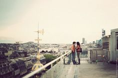 Complicated Love — Paris in Four Months