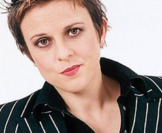Rhona Cameron, Comedienne and TV presenter, first appeared at Glasgay! in its inaugural year in 1993 and has performed several times since then.