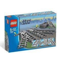 Buy LEGO City Switch Tracksfor R379.00