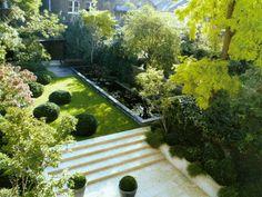 Formal structured garden!