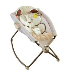 Fisher-Price Rock 'n Play sleeper - new baby must have's on redsoledmomma.com