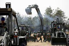 El poder del Ejército como agente económico lastra el crecimiento de uno de los motores de México Santa Lucia, Construction Contract, Criminal Law, Mexican Army, Armed Forces, Motors, Saint Lucia