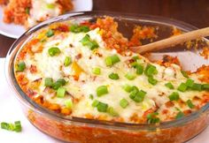 Spicy Mexican Quinoa Casserole   Inspired by PinchofYum and adapted from CookingLight  Serves 5  Ingredients •      1 tablespoon olive oil •     ...