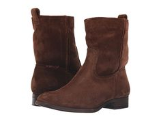 Frye Cara Short Wood Oiled Suede - size 9. $298