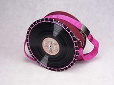 Docs & Bags® - bordeaux - the unique vinyl handbag - Special as You!