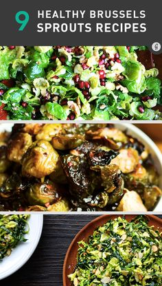 9 Brussels Sprout Recipes With an Unexpected Twist #recipes #healthy #Thanksgiving