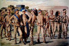 Colonial Italians