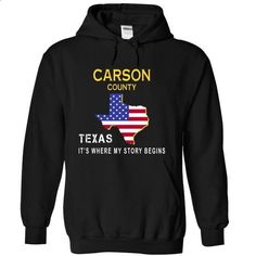 CARSON - Its Where My Story Begins - #shirt for women #tshirt art. MORE INFO => https://www.sunfrog.com/States/CARSON--Its-Where-My-Story-Begins-gacoz-Black-6590204-Hoodie.html?68278