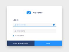 Daily UI - Search designed by Drod. Connect with them on Dribbble; Form Design Web, Login Page Design, Dashboard Design, App Design, Branding Design, Dashboard Ui, Design Ideas, Mobile Login, App Login