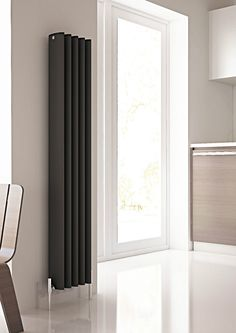 Contemporary Special Design Aluminium Heated Towel Rails Radiator Carisa Oval
