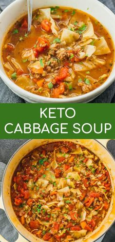 This unstuffed cabbage roll soup with meat is an easy & simple way to enjoy this hearty and healing soup. Works for almost any diet including weight watchers, gluten…More Mouth Watering Keto Friendly Slowcooker Recipes Slow Cooker Recipes, Diet Recipes, Cooking Recipes, Healthy Recipes, Crock Pot Recipes, Dessert Recipes, Recipes Dinner, Uk Recipes, Crockpot Ideas