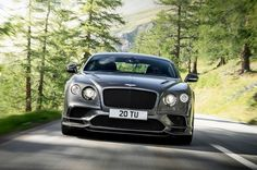 After the 2013 hiatus #Bentley_Continental_GT is back with revenge