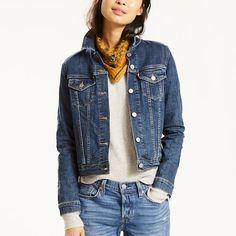 f9da5aff0f28 Women s Levi s® Original Trucker Denim Jacket