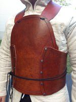 SCA Armor Harness - Front by MReg