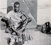Igbo Mdicine Man. Many scholars attribute Obeah to this particular tribe.