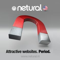Attractive websites. Period.   www.netural.nl