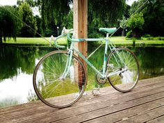 My I Love - Bianchi Rekord 920 - #Bianchi_Rekord_920 - #Campagnolo #Victory - (56)