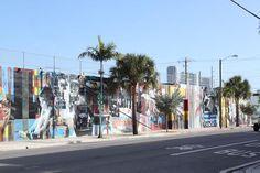 Wynwood arts district, Miami Startup News, Business Journal, Artsy, Street View, Scene, Urban, Places, The Neighborhood, Street Art
