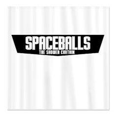 Spaceballs The Shower Curtain Geek Boutique