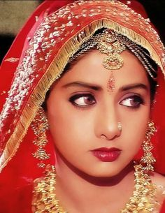 Iconic Actor Sridevi, now (Aug, all set for a comeback in English Vinglish, set in NYC Vintage Bollywood, Indian Bollywood, Bollywood Stars, Indian Celebrities, Bollywood Celebrities, Bollywood Actress, Most Beautiful Indian Actress, Beautiful Actresses, Indiana