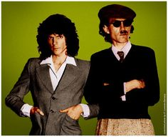 Sparks - Russell and Ron Mael