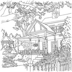 Check Out What Debbie Macombers New Coloring Book The World Of Macomber Come Home To Color Has Offer