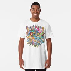 """rick and morty get schwifty"" T-shirt by gomskyartstudio Doremi Anime, Impression Sur Tee Shirt, Wladimir Putin, Graffiti, T Shirt Flowers, T Shirt Original, Get Schwifty, Pink Daisy, Grand Designs"