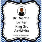 This packet includes blank timeline, a completed timeline, a Martin Luther King Jr. Fact Sheet, I Have a Dream Writing Page, I Have a Dream Poster handout for students to create their own demonstration poster, 3 sample mini-posters, an Acrostic Poem, and a Martin Luther King Puzzle. $